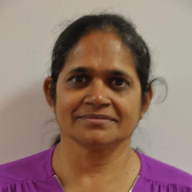 Mrs M Pereira