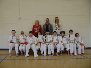 Karate Gradings – Well Done!!!