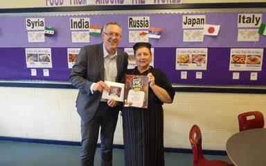 Gwen is Winner of Pie Week!