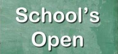 School re-opens