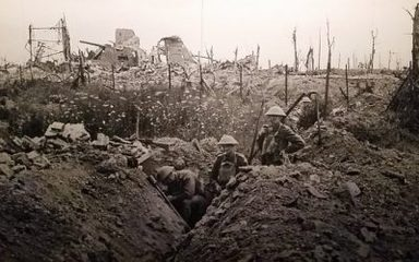 WW1 – Pipes of Peace