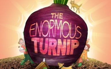 Class 1 recreate The Giant Turnip