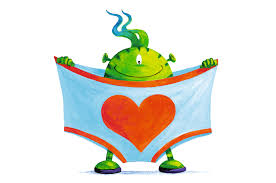 Aliens Love Underpants – Art
