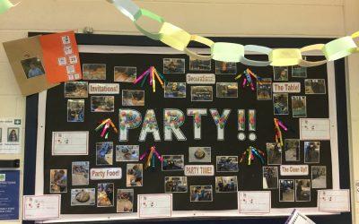 Class 4 Celebrations
