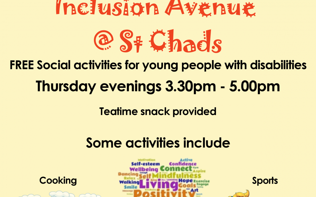 New Club for Young People @ St Chads