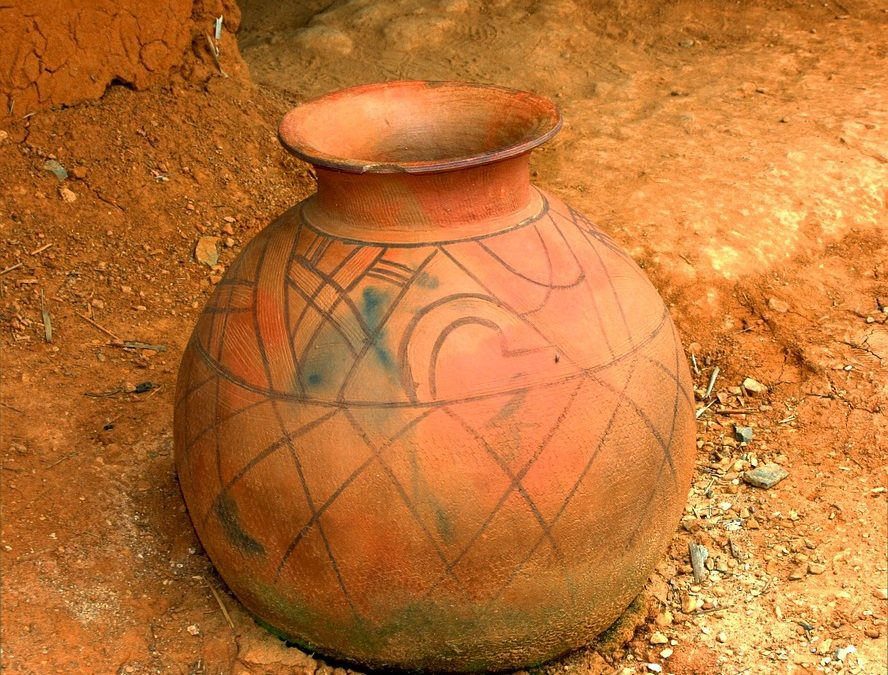 Autism friendly activity: prehistoric pots  Fri 22nd Feb