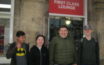 Leavers visit to York