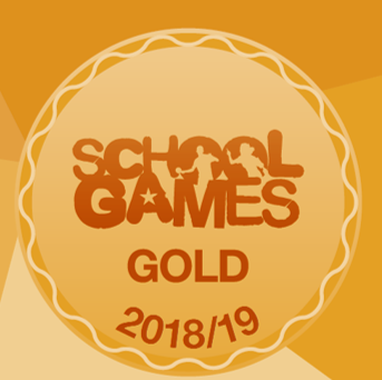 School Games Gold Mark Award