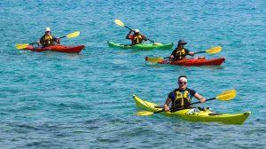 KS4 Canoeing